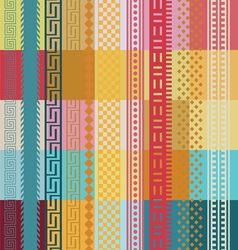 Colors and lines wallpaper vector