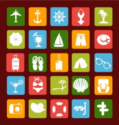 Travel icons 3 38 vector