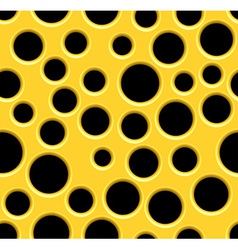 Abstract perforated pattern vector
