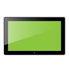 Win tablet vector
