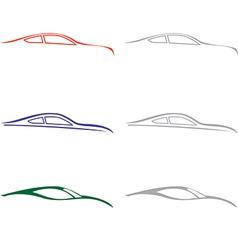 Cars vetor logo vector