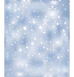 Blue lights background vector