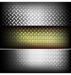 Fluted metal texture vector