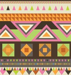 Indian style carpet design vector