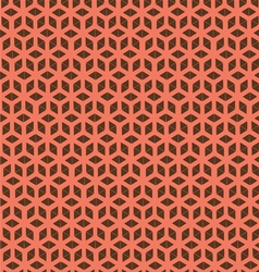 Life flower pattern vector