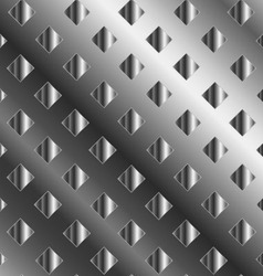 High grade steel background vector