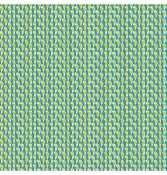 Minimalistic geometric pattern in spring colors vector