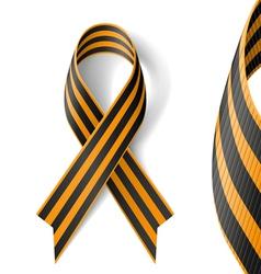 Stgeorge ribbon vector