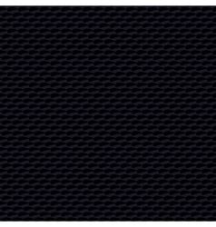 Black dark textured linear pattern vector
