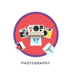 Photography photo equipment mode studio editing vector