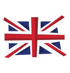 Uk flag of united kingdom vector