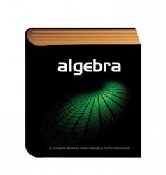 Algebra book vector
