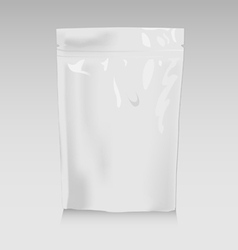 Snack bag2 mockup vector