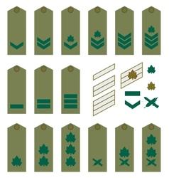 Israeli army insignia vector