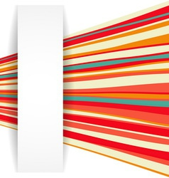 Stripe background for your business presentations vector