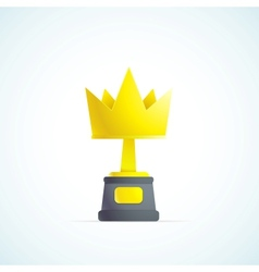 Best of the king vector