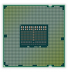 Processor vector