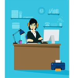 Online business vector
