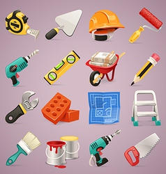 Construction icons set1 1 vector