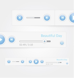 Music player 9 vector