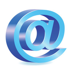 Email symbol vector