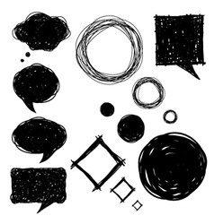 Set of bubles vector