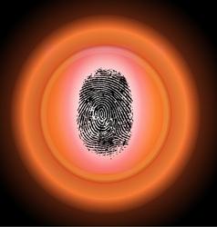Security scan vector