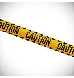 Caution icon design vector