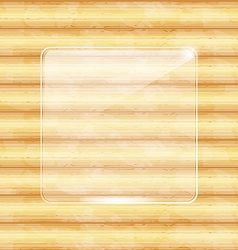 Glass fragile framework wooden texture vector