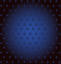 Dark blue abstract background with dot for modern vector