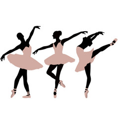 Balletdancer vector