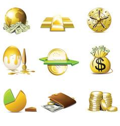 Money icons   bella series vector