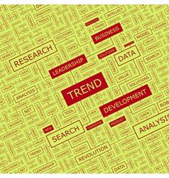Trend vector