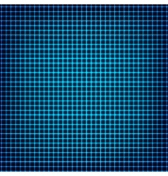 Abstract background with stripes and cells vector