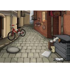 Street vector