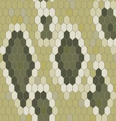Snake skin texture seamless pattern python vector