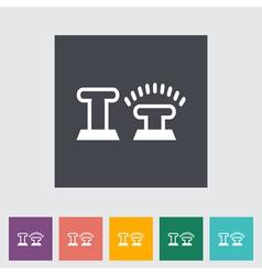 Icon locking vector
