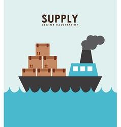 Supply design vector