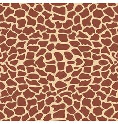 Giraffe textures vector