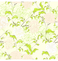 Summer seamless wallpaper vector