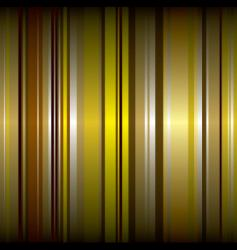 Golden wallpaper stripe vector