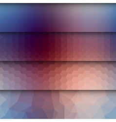 Abstract geometric backdrop for design vector