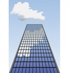 Skyscraper vector