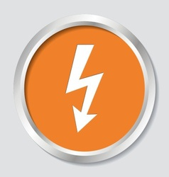 High voltage sign vector