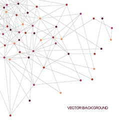 Polygonal background16 vector