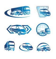 Transport sign graphics vector