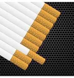 Cigarettes vector