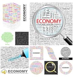 Economy vector