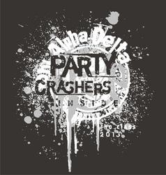 Delta party crash vector