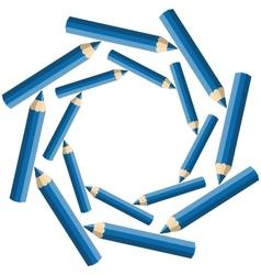 Whirlpool pencils vector